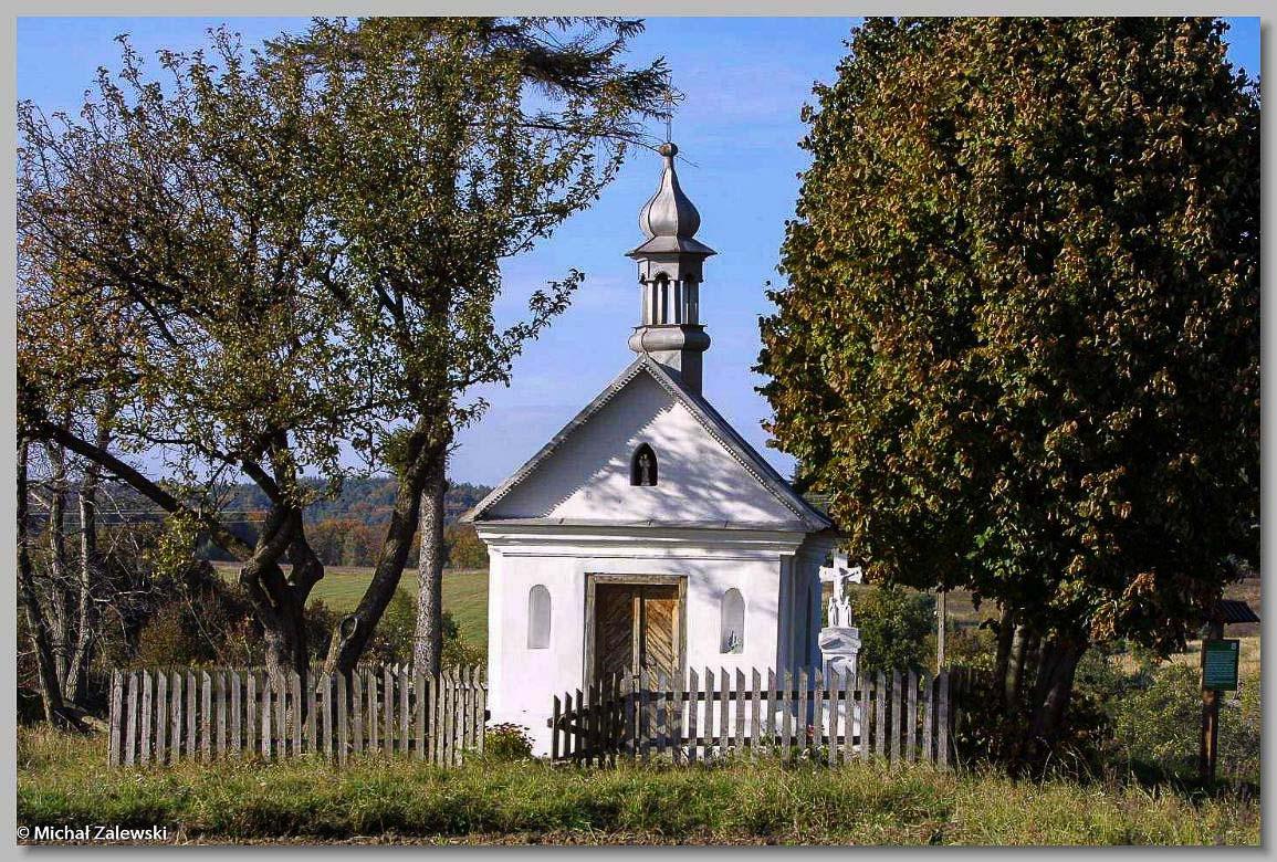 Nowiny Horynieckie, kapliczka domkowa